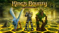 Chegou o RPG King's Bounty: Legions na Windows Phone Store