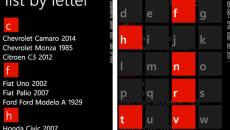 [Desenvolvimento] LongListSelector: Criando uma lista agrupada por letras