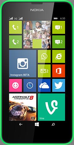 Lumia 630 windows phone blue 81 img4