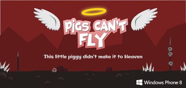 pigs cant fly jogo windows phone header