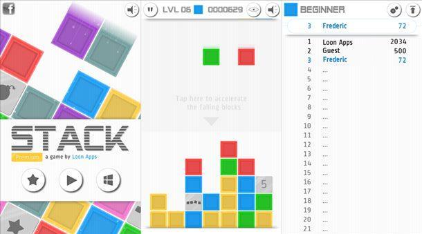 stack premium jogo windows phone