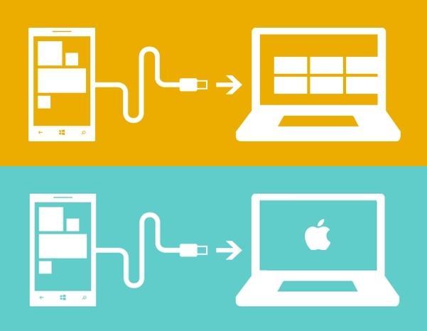 windows phone aplicativo windows rt e 8 e mac os apple microsoft