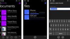 Gerenciador de arquivos oficial para o Windows Phone 8.1 deve chegar esse mês
