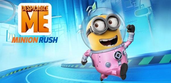 minion rush jogo windows phone img1