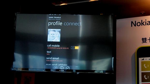 miracast demonstrado nokia lumia 630 windows phone 81