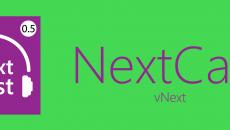 Confira o PodCast NextCast 0.5 sobre o Lumia 1320 e o Windows Phone 8.1 e muito mais…