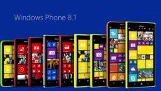 Suporte ao Windows Phone 8.1 vai até julho de 2017
