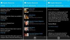 Chega a Windows Phone Store o aplicativo #Wpdev especialmente criado para os desenvolvedores