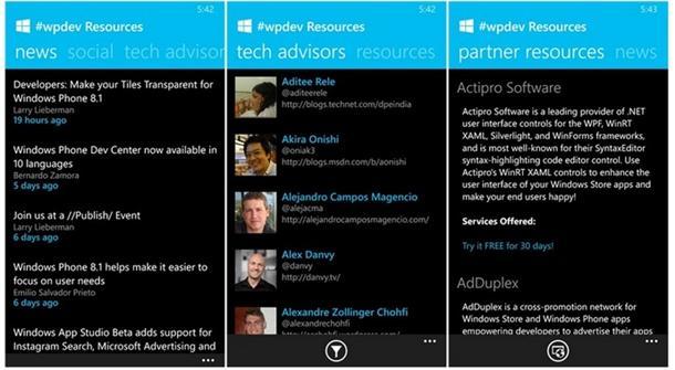 wpdev app windows phone img1