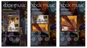 xbox music update windows phone