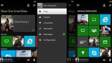 App Xbox One SmatGlass é atualizado com novidades