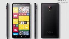 ZTE Nubia W5 pode ser o próximo super Windows Phone 8