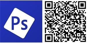 adobe photshop express app windows phone qr code