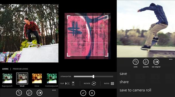 adobe photshop express app windows phone