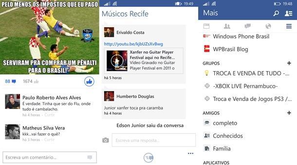 facebook beta app windows phone atualizado img2