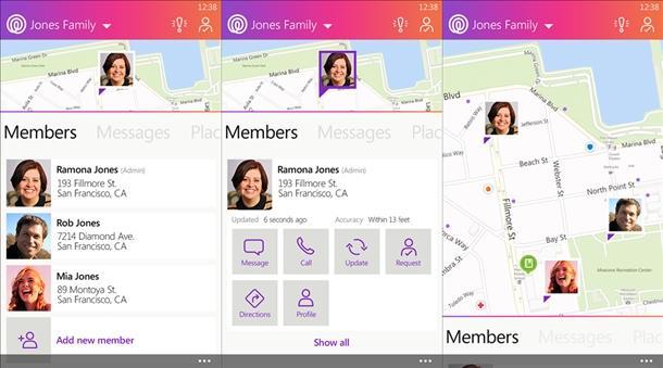 life360 family locator qr img1 app windows phone