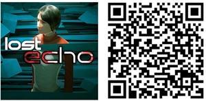 lost echo jogo windows phone qr code