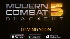 Modern Combat 5: Blacktout terá lançamento simultâneo no próximo dia 24 deste mês