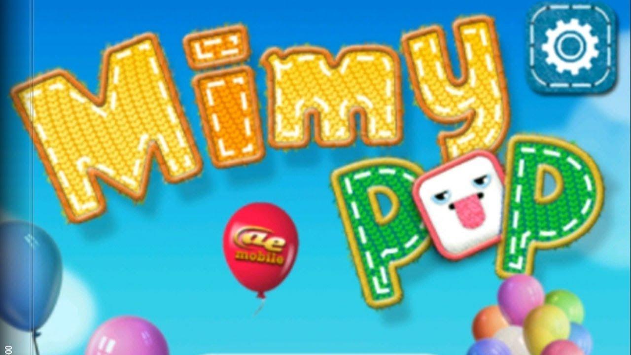 AE Mimy Pop jogo windows phone header