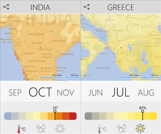 climatology app clima windows phone img11