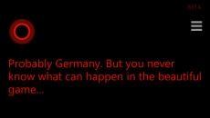 Como Cortana consegue acertar os resultados da Copa do Mundo Fifa 2014?