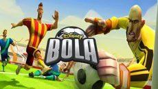 Disney Bola Soccer é atualizado e ganha suporte a modelos com 512Mb de RAM