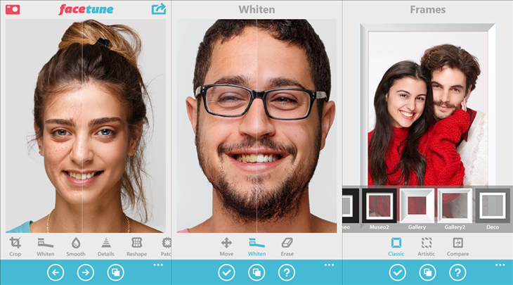 facetune app windows phone img11