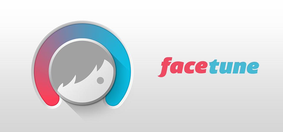 facetune app windows phone logo