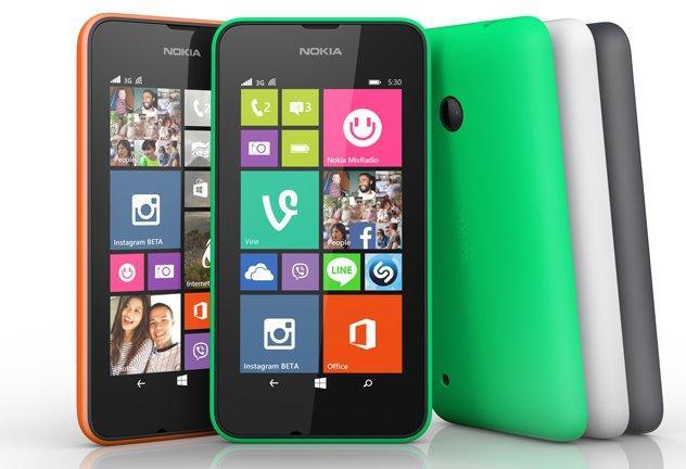 Nokia-Lumia-530 oficial windows phone 81