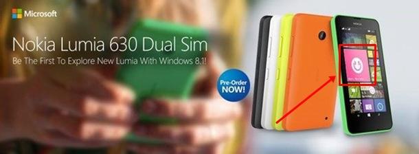 novo tamanho live tile windows phone 81