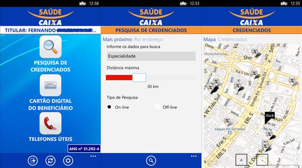 saude caixa app windows phone img11