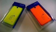 Você já pode comprar as capinhas coloridas do Lumia 630 nas lojas físicas da Nokia