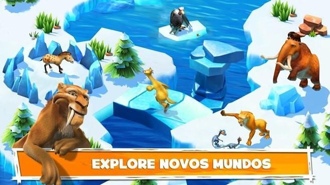 a era do gelo aventuras jogo windows phone img1