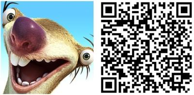 a era do gelo aventuras jogo windows phone qr code