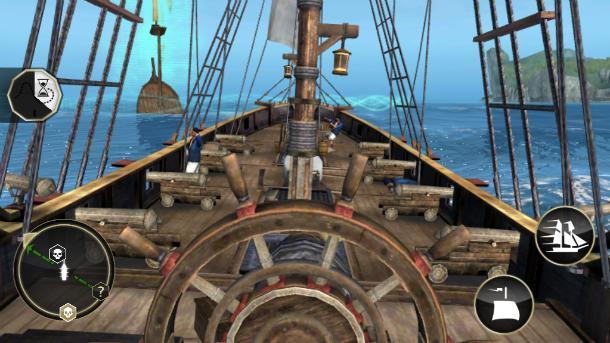 assissins creed pirates game windows phone img1