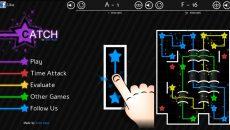 Catch é um viciante joguinho de puzzle para o seu Windows Phone 8