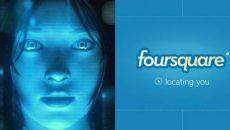 [Oficial] Cortana agora sugere lugares com base em dados do Foursquare