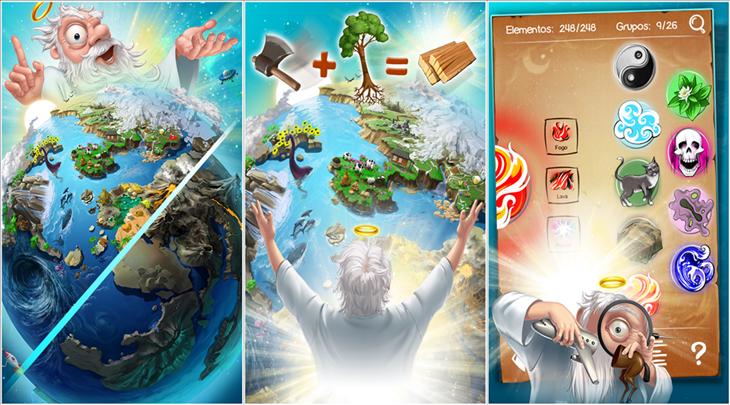 doodle god planet jogo windows phone