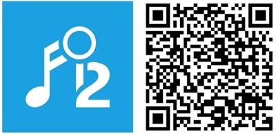 find my music too app windows phone qr code