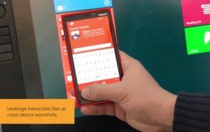 live tiles interativas windows phone e windows