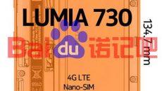 Imagem e detalhes do Lumia 730 confirmam seu hardware e mais…