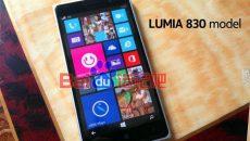 [Rumor] Seriam essas as primeiras imagens reais do novo Lumia 830?