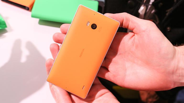Nokia Lumia 930 laranja em breve no brasil