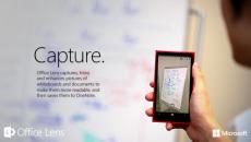 Office Lens ganha atualização e possibilidade de gerar arquivos PDF com texto selecionável