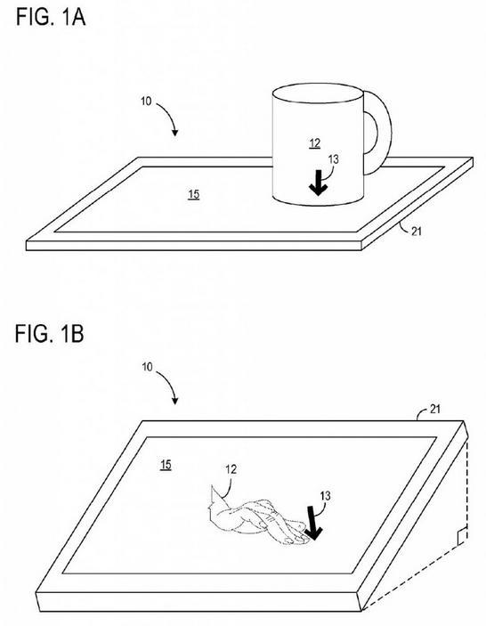patente microsoft tela super resistente