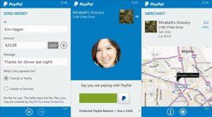 paypal app windows phone img12