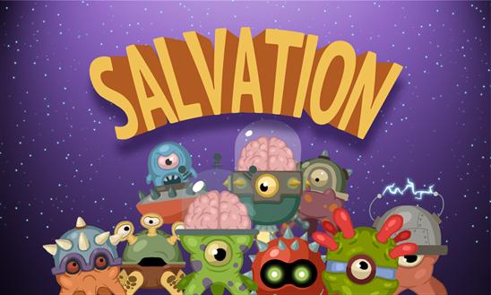 salvation jogo windows phone header