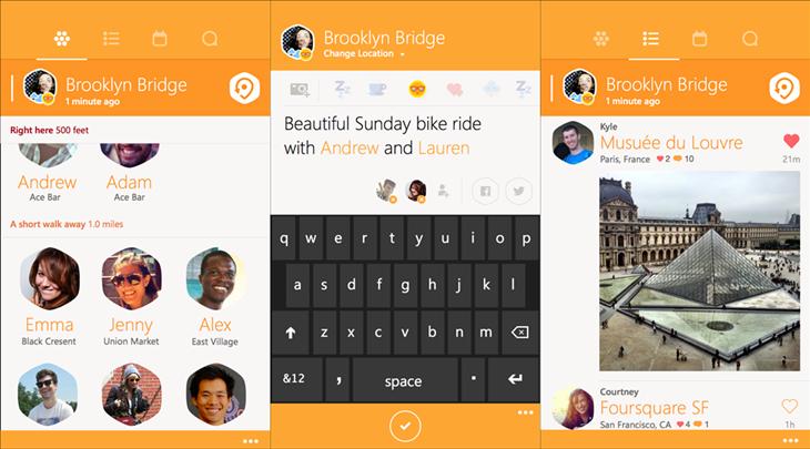 swarm app oficial windows phone