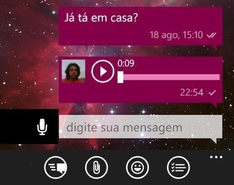telegram messenger app windows phone update