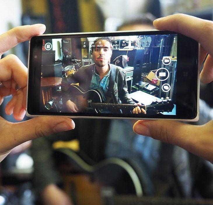 O app Lumia Camera 5 foi atualizado para quem tem um Lumia ...